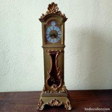 Relojes de pie: RELOJ MINIATURA DE PIE SCHMID 8 DAY A CUERDA IDEAL FIGURAS ESCALA 1/6. Lote 252610750