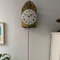 Relógios de pé: RELOJ MOREZ 30 DÍAS AÑO 1820. Lote 255002510
