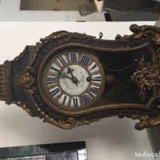Relojes de pie: RELOJ SIGLO XVIII FIRMADO CHARLES VOISIN. Lote 255945655