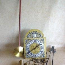 Relojes de pie: RELOJ DE TORRE TEMPUS FUGIT CON SONEIRAS WESTMINSTER TOCA CUARTOS FUNCIONA. Lote 257469670