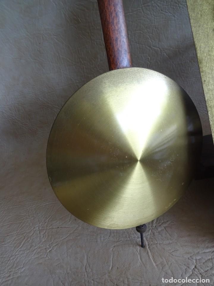 Relojes de pie: reloj de torre tempus fugit con soneiras westminster toca cuartos funciona - Foto 6 - 257469670