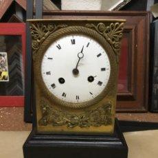 Relógios de pé: ANTIGUO RELOJ DE CUERDAS NO FUNCIONA. Lote 261566920