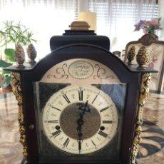 Relojes de pie: RELOJ DE MESA TEMPUS FUGIT. Lote 262903420
