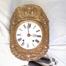 Relojes de pie: ANTIGUO RELOJ PARED / CAJA À LAGRASSE TIPO MOREZ. Lote 264833439