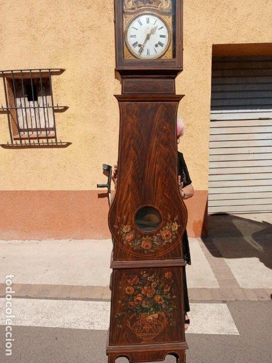 Relojes de pie: RELOJ DE PIE - ANTIGUO . - Foto 9 - 268268054