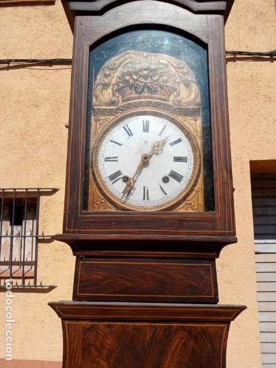 Relojes de pie: RELOJ DE PIE - ANTIGUO . - Foto 13 - 268268054