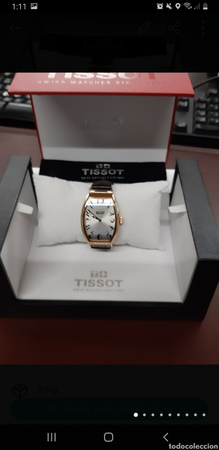 Relojes de pie: Reloj TISSOT HERITAGE - Foto 2 - 268473744