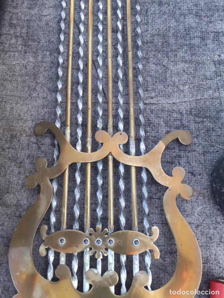 Relojes de pie: Reloj morez siglo XIX, buen funcionamiento - Foto 7 - 268776484