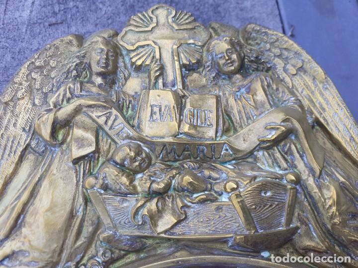 Relojes de pie: Reloj morez conmemorativo Papa Pio Nono - Foto 5 - 268878419