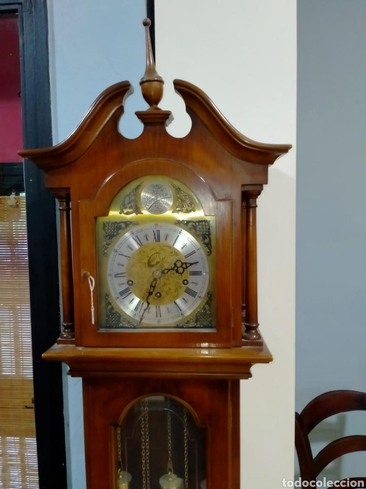 Relojes de pie: Reloj de pie carga manual ni se embala ni se envía - Foto 2 - 269035399