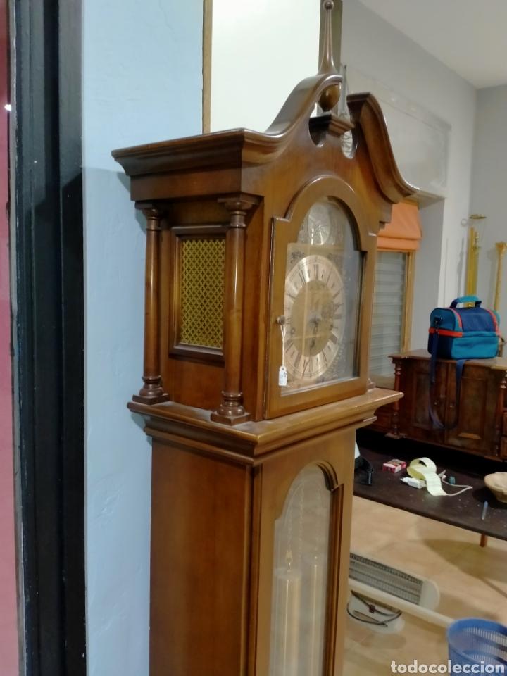 Relojes de pie: Reloj de pie carga manual ni se embala ni se envía - Foto 3 - 269035399