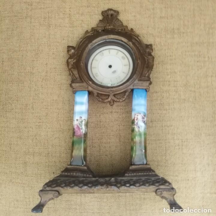 Relojes de pie: Antiguo Reloj pórtico - Foto 2 - 271853528