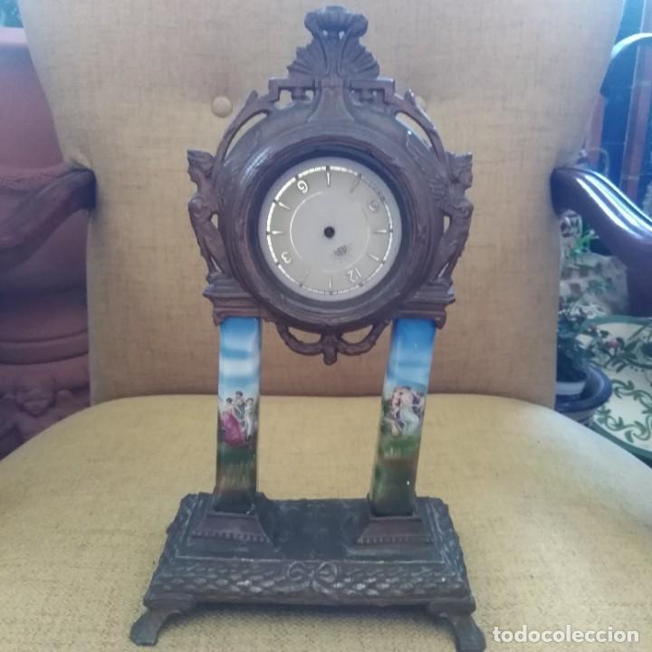 Relojes de pie: Antiguo Reloj pórtico - Foto 4 - 271853528