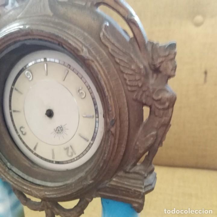 Relojes de pie: Antiguo Reloj pórtico - Foto 7 - 271853528