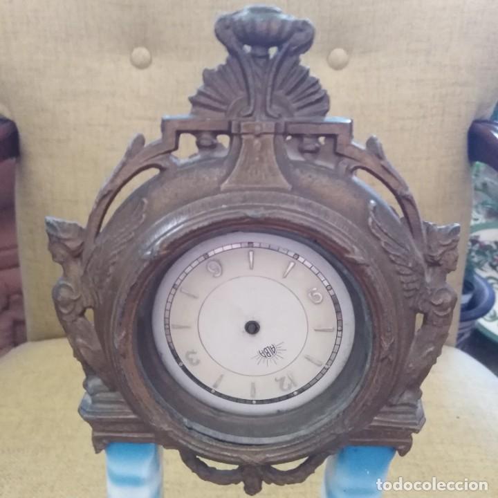 Relojes de pie: Antiguo Reloj pórtico - Foto 9 - 271853528