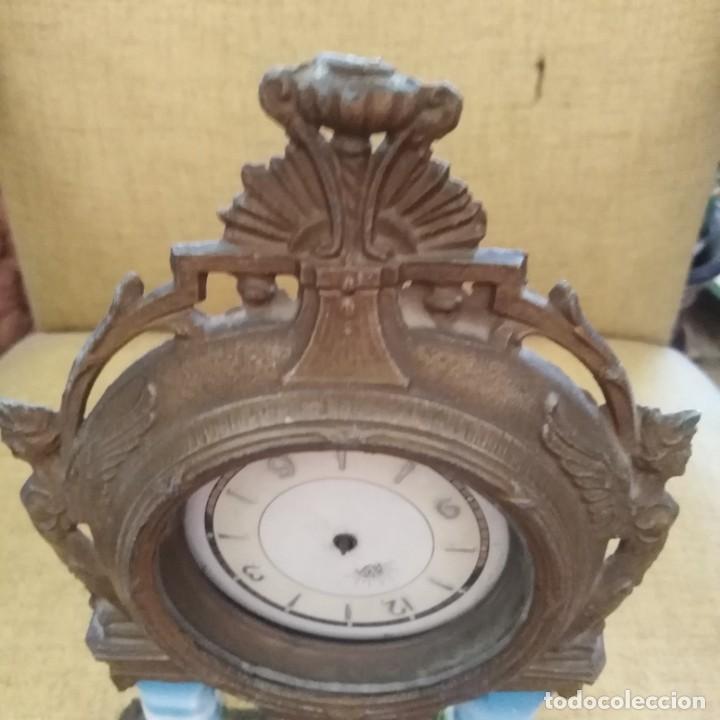 Relojes de pie: Antiguo Reloj pórtico - Foto 10 - 271853528