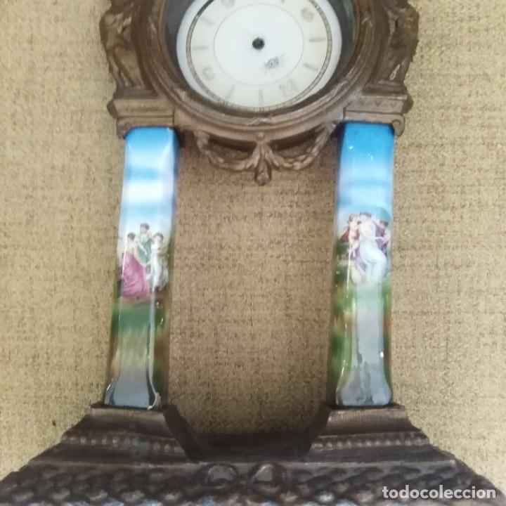 Relojes de pie: Antiguo Reloj pórtico - Foto 12 - 271853528