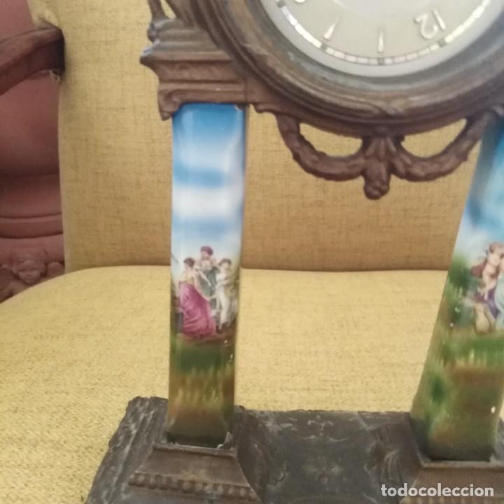 Relojes de pie: Antiguo Reloj pórtico - Foto 33 - 271853528