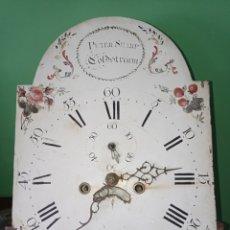 Relógios de pé: ANTIGUO RELOJ PETER SHARP, COLDSTREAM, SIGLO XIX. Lote 275118313