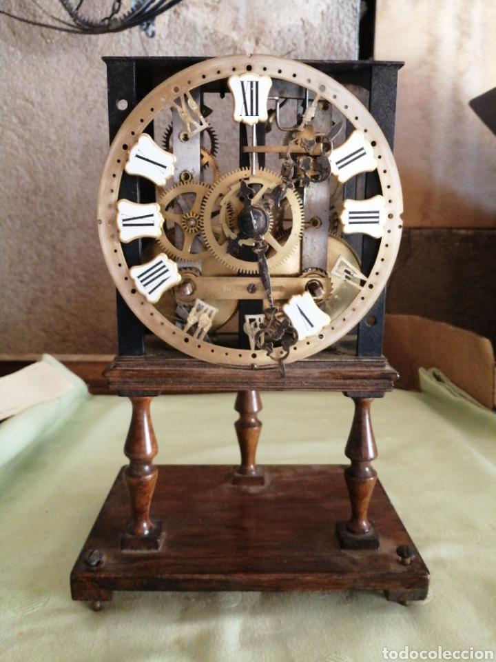 RELOJ ARSENE PAGMER (Relojes - Pie Carga Manual)