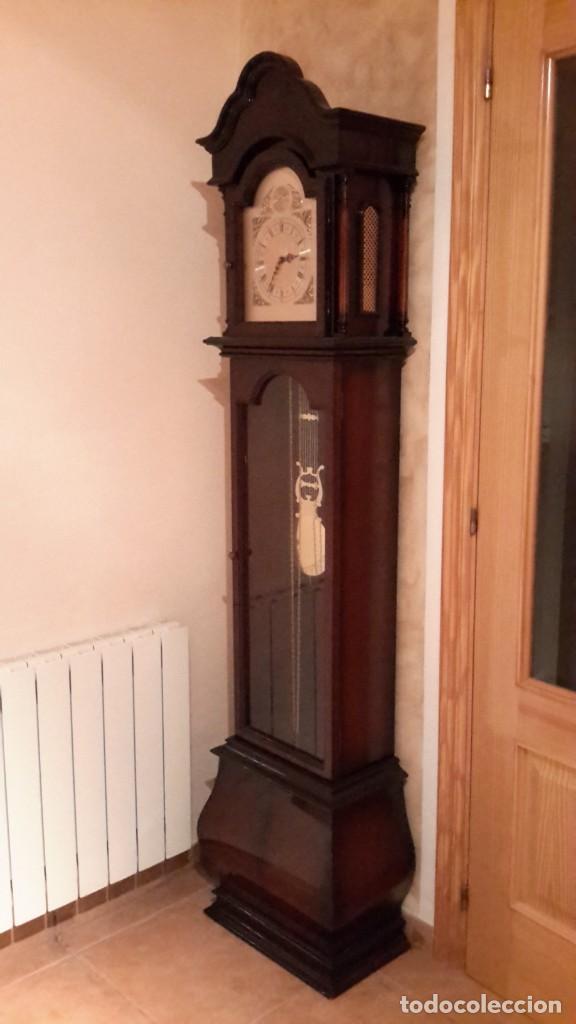 Relojes de pie: reloj de pie TEMPUS FUGIT - Foto 2 - 277589513