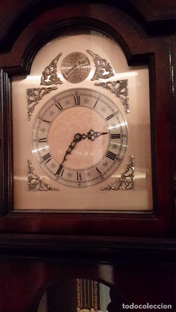 Relojes de pie: reloj de pie TEMPUS FUGIT - Foto 3 - 277589513
