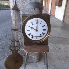 Relojes de pie: RELOJ MOREZ SIGLO XIX. Lote 284400793