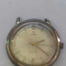 Relojes de pie: RELOJ YEMA 17 RUBIS ANTICHOC FUNCIONA. REF 202992. Lote 285248968