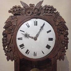 Orologi a pendolo: CABEZA RELOJ SAINT NICOLAS D'ALIERMONT. Lote 285388513