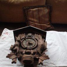 Relojes de pie: RELOJ DE CUCO ANTIGUO. Lote 285973758