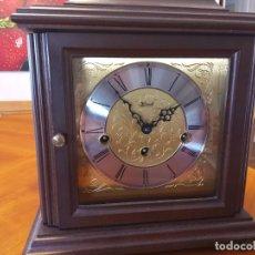 Relojes de pie: RELOJ CARRILLON HERMLE SOBREMESA. Lote 286493303