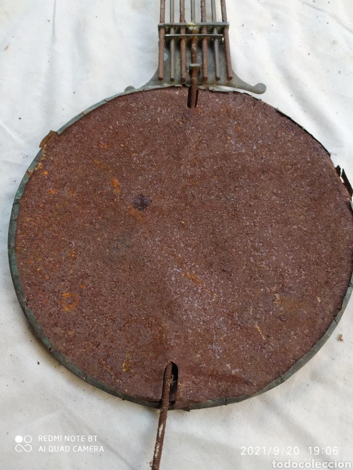 Relojes de pie: Pendulo antiguo - Foto 2 - 288544498