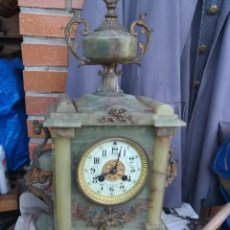 Relojes de pie: ANTIGUO RELOJ NAPOLEON ESTILO IMPERIO. Lote 295269273