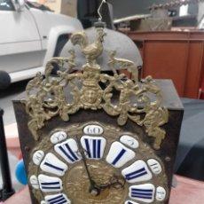 Relojes de pie: MOREZ DEL S.XVIII. Lote 295371093