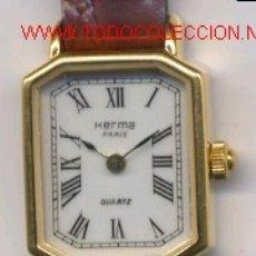 Relojes de pulsera: HERMA RELOJ DE PULSERA SRA (CUARZO) (NOS = NEW OLD STOCK). Lote 27551022