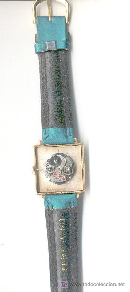 Relojes de pulsera: RELOJ DE PULSERA MARCA DUWARD, FUNCIONANDO - Foto 3 - 27477742