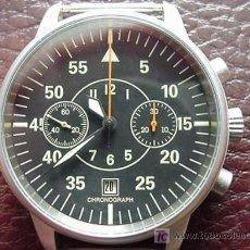 Relojes de pulsera: -ÚLTIMO- XXL POLJOT CHRONO - FLUG KAPITAN - EXCLUSIVO SOLO 500 EJ. NUMERADOS -AVIACIÓN ALEMANA. Lote 18567904