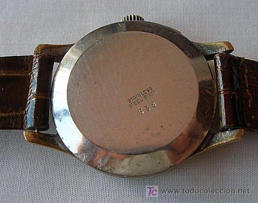 Antiguo Subasta Cuerda Cronografo Vendido Reloj Suizo Britix De En 1cTJ3lFKu