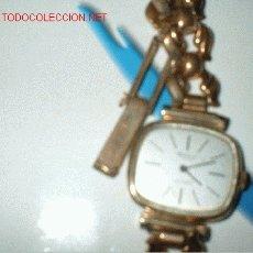 Relojes de pulsera: RELOJ DE SEÑORA HALCON. Lote 40347799