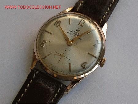 777d0585da4 Antiguo reloj suizo potens de cadete años 60 - Vendido en Venta ...