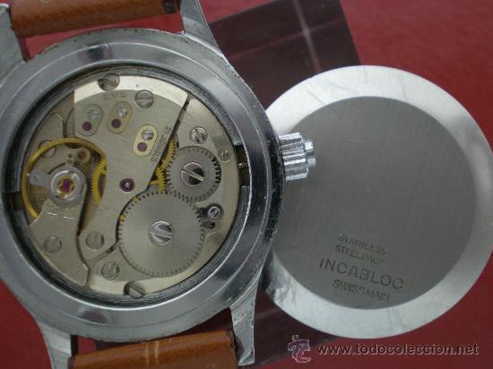 Relojes de pulsera: Curioso reloj para ciegos con esfera braille. - Foto 4 - 26386876