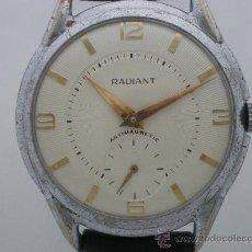 Relojes de pulsera: BONITO RADIANT MECANICO AÑOS 50,S.. Lote 26669667