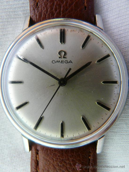 Relojes Omega Colombia