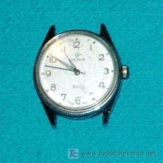 Relojes de pulsera: ANTIGUO RELOJ DE PULSERA DE FABRICACION SUIZA MARCA OLMA. Lote 26833114