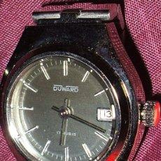 Relojes de pulsera: RELOJ ANTIGUO SEÑORITA DE CUERDA DUWARD A ESTRENAR AUNQUE ANTIGUO. Lote 26996897