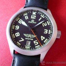 Relojes de pulsera: POLJOT - AVIADOR - SERIE LIMITADA A SOLO 999 EJEMPLARES NUEVO -ORIGINAL-NUEVO-. Lote 16794603