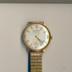 Relojes de pulsera: RELOJ CAUNY PRIMA CENTENARIO.DE CABALLERO. FUNCIONA. Lote 18017561