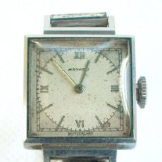 Relojes de pulsera: RELOJ MOVADO. CAJA DE ACERO.. Lote 159324425