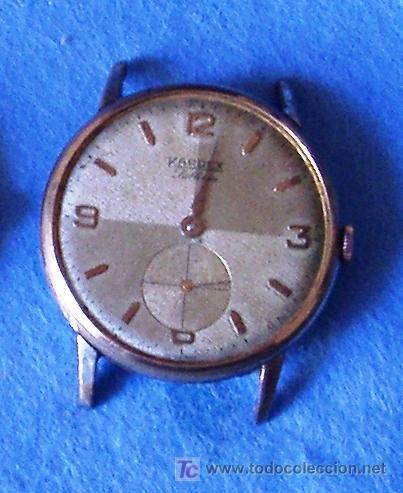 ANTIGUO RELOJ DE PULSERA SUIZO MARCA KARDEX (Relojes - Pulsera Carga Manual)
