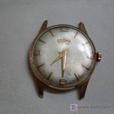 Relojes de pulsera: RELOJ DE CABALLERO MARCA DOGMA. Lote 27603875